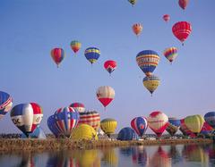 佐贺国际热气球节-2