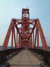 昇開橋(佐賀市諸富町)