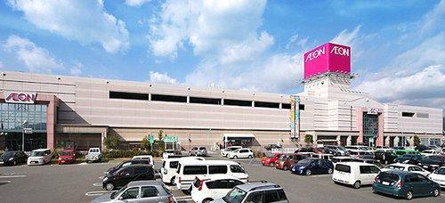 AEON唐津市购物中心——品牌保证购得放心