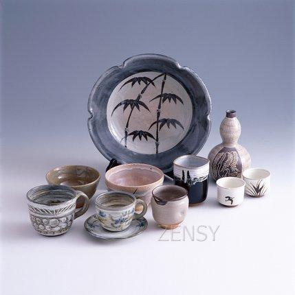 唐津陶器——日本三大饮茶陶器