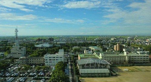 佐贺县厅展望厅——佐贺市风情一览