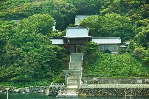 田岛神社——肥前国最古老神社