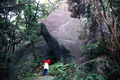 巨石公园——大自然的鬼斧神工
