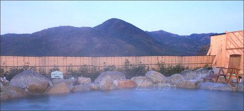 东脊振温泉——山茶花之汤