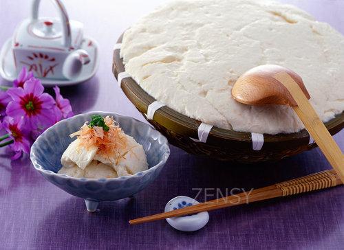 竹篓豆腐——川岛豆腐店的骄傲