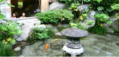 鹤灵泉——百分百元汤温泉