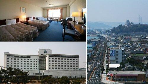 """唐津皇家度假大酒店--尽享""""虹之松原""""的惬意"""