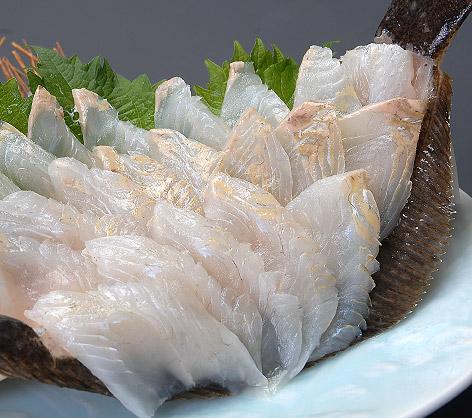 冬季推荐——白身鱼之王玄界滩比目鱼