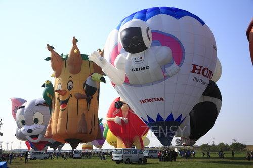 """""""世界热气球锦标赛""""宣传片上线"""