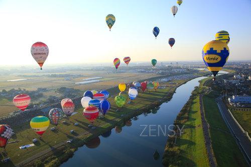 2014佐贺国际热气球节时间