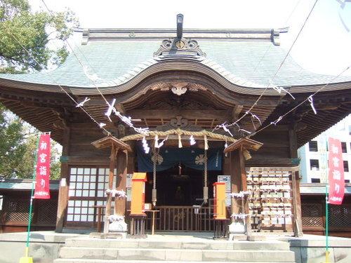 龙造寺八幡宫