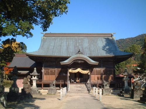 佐贺灵地——与止日女神社