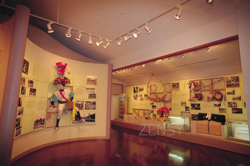 浮立の里展示馆