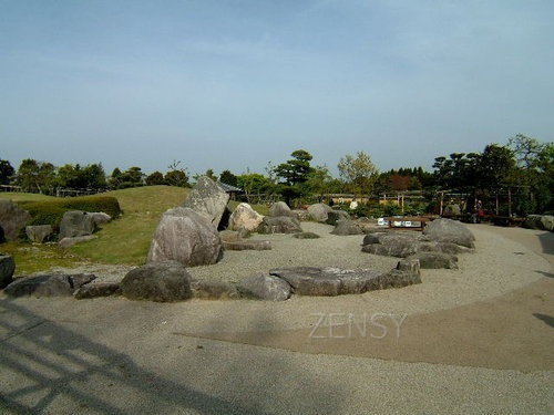 牡丹与绿之丘公园