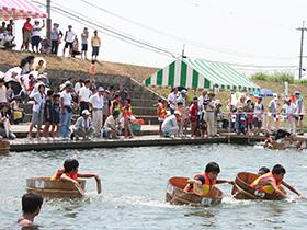 神埼市城原川水盆节