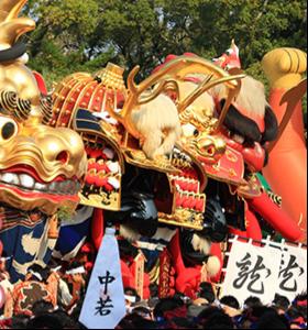 不可错过的秋季盛事-唐津宫日祭(一)