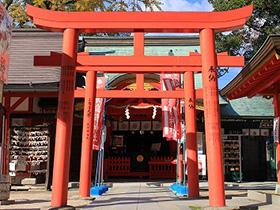 八个愿望一次满足!(六)松原稲荷神社