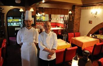 白山文雅咖喱店