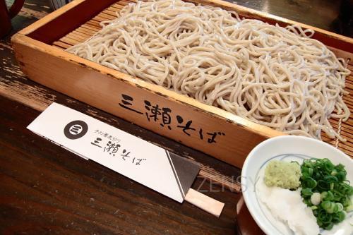 三瀬极上荞麦面巡旅(二)