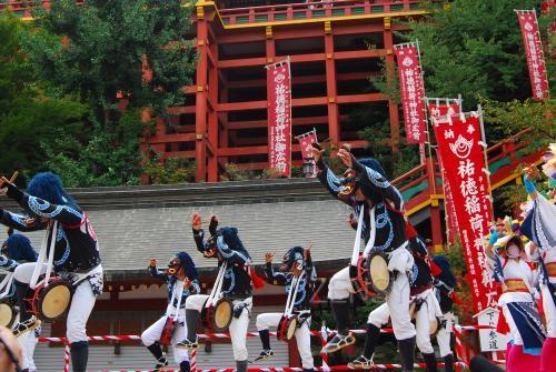 鹿岛伝统芸能节(二)