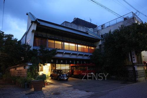 京都屋——摩登气氛大正浪漫